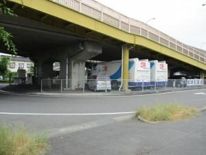 朝美駐車場