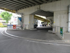 美沢駐車場