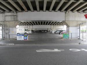小坂駐車場